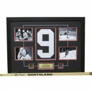 4b8ec72095b ... Bobby Hull Signed Stick Display ...